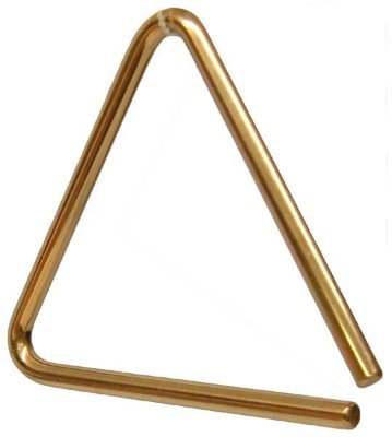 "SABIAN 61134-6B8 6"" Hard Hammered Bronze Triangle треугольник"