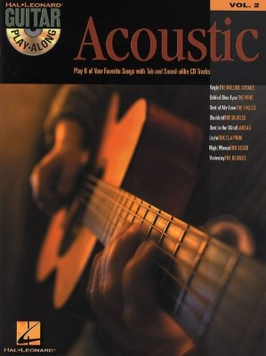 HL00699569 - Guitar Play-Along Volume 2: Acoustic - книга: Играй...