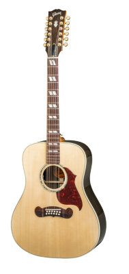 Gibson 2018 Songwriter 12 string Antique Natural электроакустическая гитара
