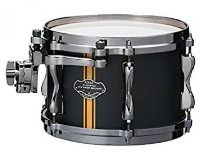 TAMA MLT10HBN-FBV Superstar Hyper-Drive Duo (Lacquer Finish) том том 6.5x10, цвет черный матовый с полосами