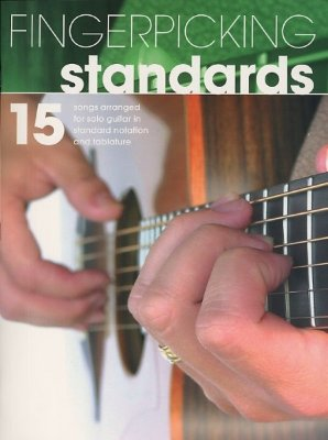HLE90002693 - FINGERPICKING STANDARDS TAB