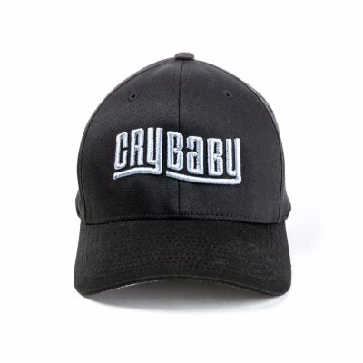 DUNLOP DSD20-40SM Cry Baby Flex Fit Cap Small бейсболка