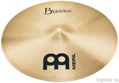 "MEINL B22MR-S 22"" Byzance Traditional Medium Sizzle ride тарелка"