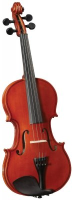 Скрипка 1/16 Cervini HV-100 Novice Violin Outfit полный комплект