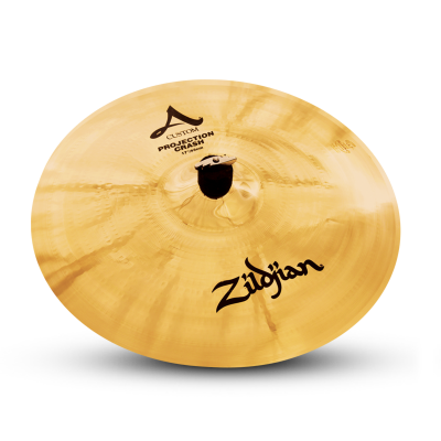 ZILDJIAN A20583 17' A' CUSTOM PROJECTION CRASH тарелка типа Crash