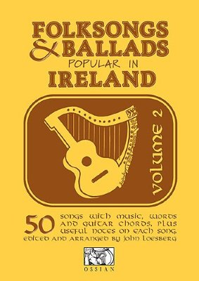 OMB2 - Folksongs And Ballads Popular In Ireland Volume 2 - книга: Популярные...