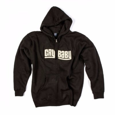 DUNLOP DSD20-MZH-L Cry Baby Men's Zip Hoodie Large худи