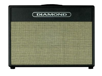 DIAMOND DA 2x12 Open Back Cabinet гитарный кабинет, 60 Вт, 2 x 12 Celestion G12H, 8 Ом