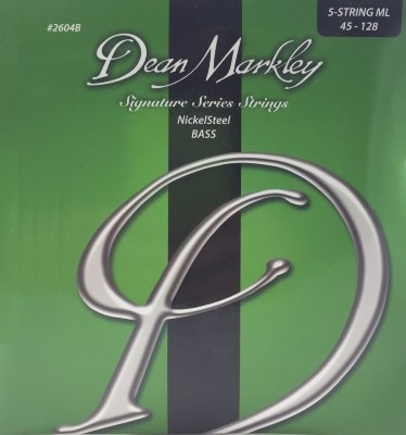 DEAN MARKLEY 2604B ML N струны для бас-гитары 45-128