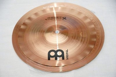 "MEINL GX-10/12ES 10/12"" Generation X Electro Stack effect тарелка пара"