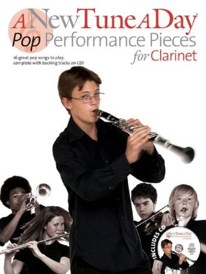 BM12672 - A New Tune A Day: Pop Performance Pieces - Clarinet - книга:...