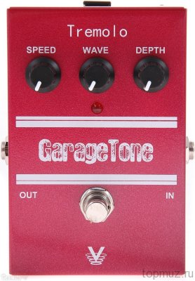 VISUAL SOUND GTCHOP Garage Tone Tremolo