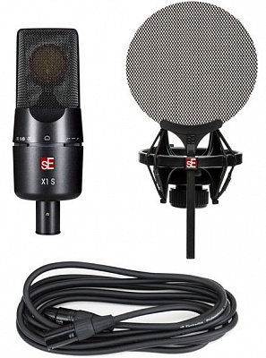 SE ELECTRONICS X1 S VOCAL PACK микрофон вокальный динамический