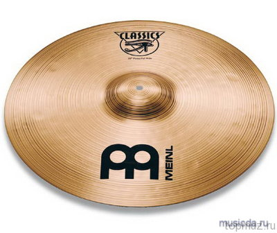 MEINL C-20 PR powerful Classics ride тарелка