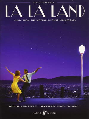 0571539823 - HURWITZ LA LA LAND MUSIC FROM MOTION PICTURE SOUNDTRACK PVG...