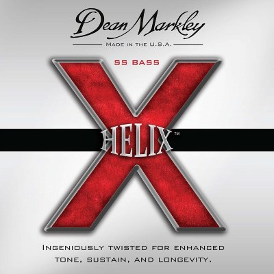 Dean Markley 2615 Med Helix Stainless Steel