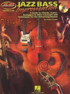 HL00696413 - Putter Smith: Jazz Bass Improvisation - книга: Пюттер...