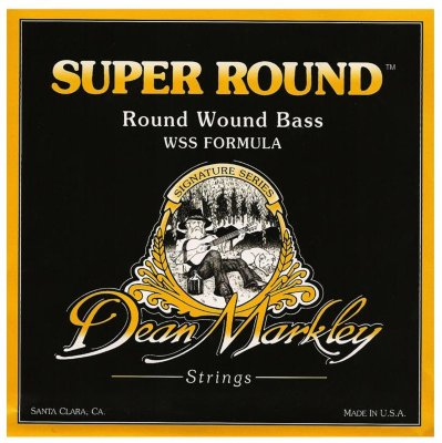 Dean Markley 2636 Med Super Round