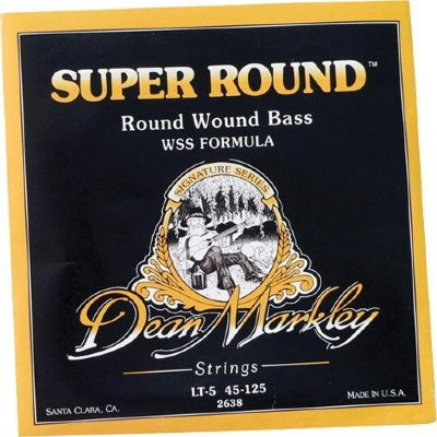 Dean Markley 2638 LT Super Round