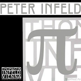 Струна E (МИ) для скрипки 4/4 Thomastik Peter Infeld PI01AU одиночная