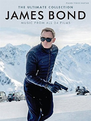 AM1011307 - JAMES BOND THE ULTIMATE MUSIC COLLECTION SPECTRE PIANO VOCAL...