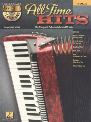 HL00701706 Accordion Play-Along Volume 2: All-Time Hits книга:...
