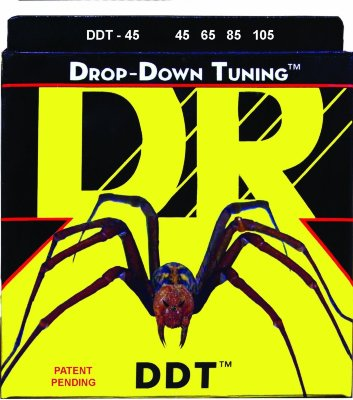 DR DDT-45 Drop-Down Tuning