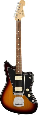 FENDER PLAYER JAZZMASTER PF 3TS электрогитара