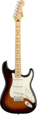 FENDER PLAYER STRAT MN 3TS электрогитара