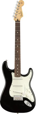 FENDER PLAYER STRAT PF BLK электрогитара