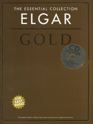 CH78727 - The Easy Piano Collection: Elgar Gold (CD Edition) - книга:...