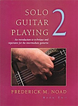 AM949476 - Frederick Noad: Solo Guitar Playing Book 2 - книга:...