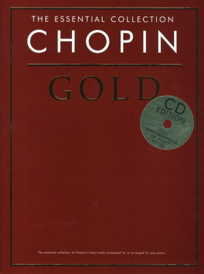 CH80124 - The Essential Collection: Chopin Gold (CD Edition) - книга:...
