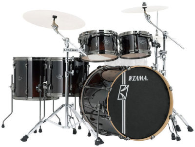 TAMA ML52HLZBNS-DMF SUPERSTAR HYPER-DRIVE MAPLE CUSTOM DARK MOCHA FADE акустическая ударная установка