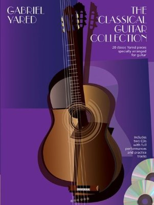 CH80344 - Gabriel Yared: The Classical Guitar Collection - книга:...
