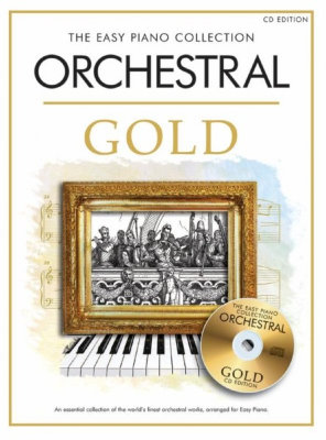 CH81961 - The Easy Piano Collection Orchestral Gold (CD edition) книга с нотами и аккордами