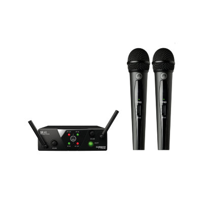 AKG WMS40 MINI2 Vocal Set US25AC - вокальная радиосистема (537.5/539.3МГц)