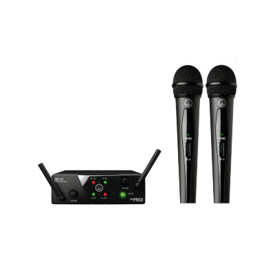AKG WMS40 MINI2 Vocal Set US25BD - вокальная радиосистема (537.9/540.4МГц)