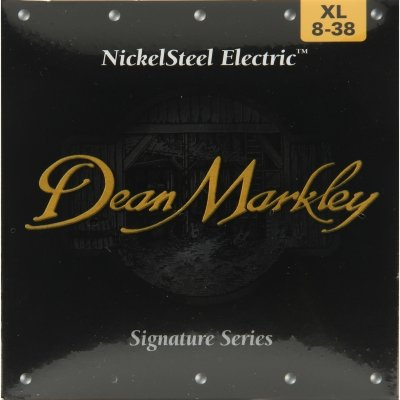 DEAN MARKLEY 2501 Signature -струны для электрогитары 8-38
