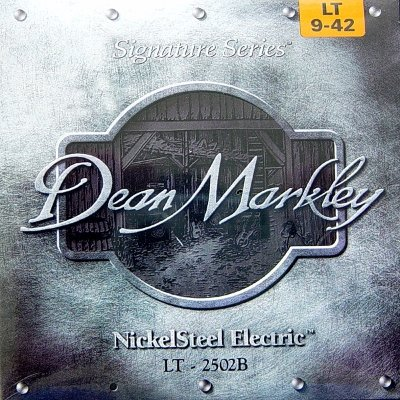 DEAN MARKLEY 2502 Signature -струны для электрогитары 9-42