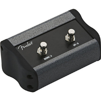 Fender Footswitch 2-Button Mustang программируемый футсвич