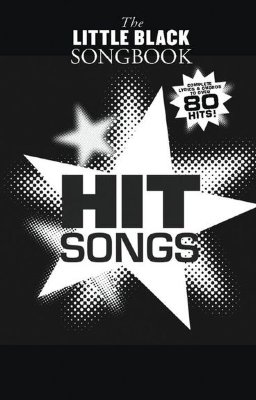 AM1002650 - The Little Black Songbook: Hit Songs - книга: Маленькая...