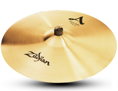 "ZILDJIAN A0079 21"" A' SWEET RIDE тарелка Ride"