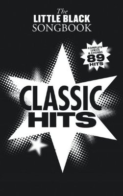 AM1003068 - The Little Black Songbook: Classic Hits - книга: Маленькая...