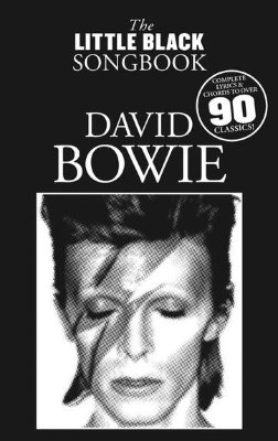 AM1003827 - The Little Black Songbook: David Bowie - книга: Маленькая...