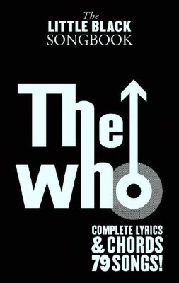 AM1004696 - The Little Black Songbook: The Who - книга: Маленькая...