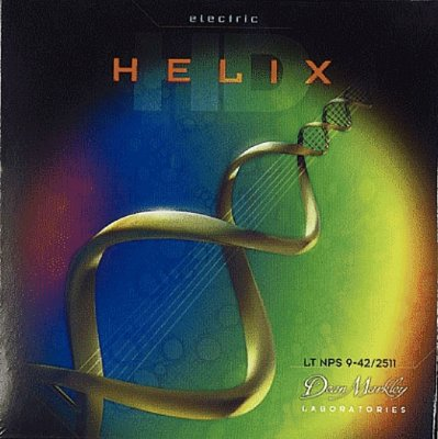 DEAN MARKLEY 2511 Helix HD Electric LT - Струны для электрогитары 009-042