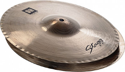 "STAGG DH-HB13B bite13"" brilliant hi-hat тарелка"