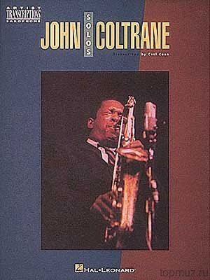 HLE00673233 John Coltrane Solos: Artists Transcriptions