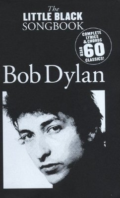 AM985292 - The Little Black Songbook: Bob Dylan - книга: Маленькая...